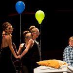 Codarts dansers met Maurits van Brakel